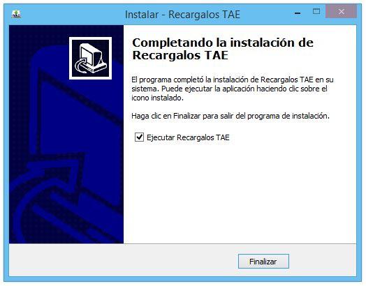aplicación recargalos, recargalos tae, Portal Web recargalos, Portal Web recargalos TAE